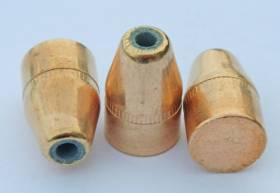 Zero Bullets - SM38-125 MANTLAD .357 MAG. 125 GRAIN AP